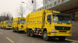 Garbage Trucks 20m (ZZ3257N3847A) pictures & photos
