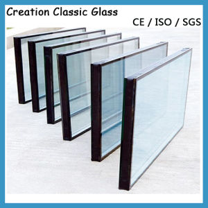 Insulating Glass/Insulated Laminated Glass/Hollow Low E Glass for Curtain Wall pictures & photos