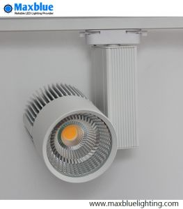 2/3 Phase 30W Ra97 Citizen COB LED Track Light pictures & photos