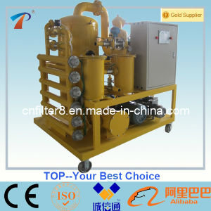 Top High Voltageinsulating Oil Transformer Oil Purifier Machine (ZYD) for The Transformer Vacuum Oiling and for Vacuum Drying pictures & photos