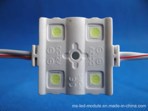 4 Chips Waterproof 5050 Injection LED Module for Square pictures & photos