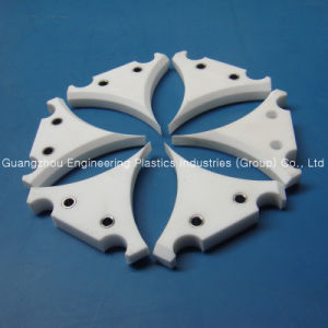 Custom Engineering Plastic PTFE Board pictures & photos