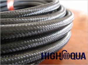 Textile Braided Cover Fuel Hose Rubber Oil Hose pictures & photos