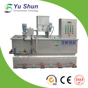 Automatic Polymer Dosing and Filling Unit pictures & photos
