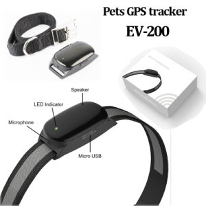 IP66 Waterproof Pets GPS Tracker with Wireless&Vibration (EV-200) pictures & photos
