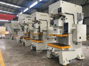 Open Type Single Point Punching Press Machine Zya-45ton pictures & photos