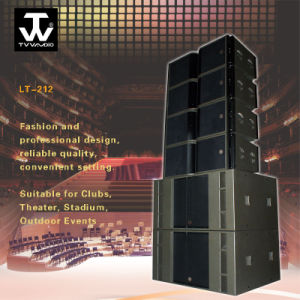 Outdoor Indoor Concert Event Touring Sound Reinforcement Line Array Speaker