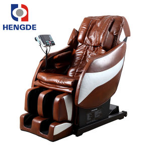 Custom Color High End Zero Gravity Massage Chair pictures & photos