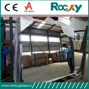 Rocky Factory Produce Aluminum Mirror Sheet Glass Aluminum Mirror pictures & photos