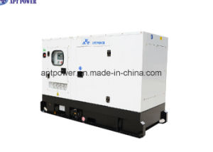 45kVA Generator Set Powered by Perkisn Diesel Engine Soundproof pictures & photos