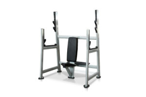 Fitness/Gym Equipment Olympic Military Bench (V8-107) pictures & photos