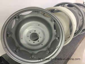High Quality Wheel Rims for Tractor/Harvest/Machineshop Truck/Irrigation System-16 pictures & photos