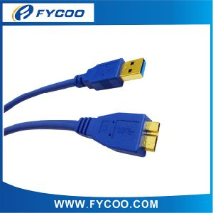 Super Speed USB 3.0 Am to Micro B Cable