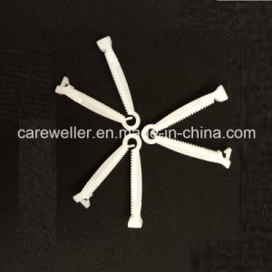 Medical Disposable Umbilical Cord Clamp pictures & photos
