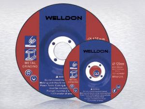 Abrasive Grinding Wheel for Non Ferrous Aluminum Cooper (WD-G007)