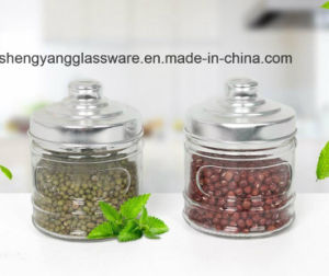 Hot Sell Kitchen Furniture Food Storage Glass Jar/Glass Bottle pictures & photos