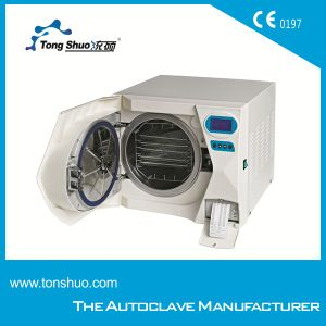 B- Table Top Steam Automatic Sterilizer (14L, 17L, 23L) pictures & photos