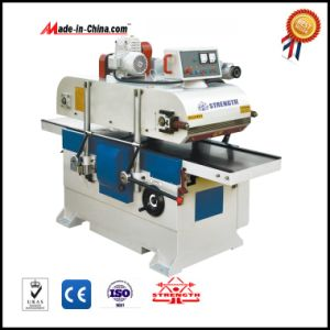 Automatic Wood Planer Thicknesser Machine Made in China pictures & photos