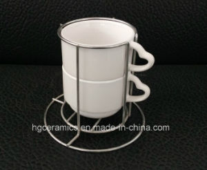 Strackable Mug, 2PCS/Se Sublimation Mug pictures & photos