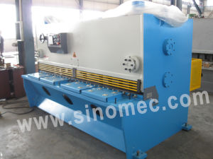 Hydraulic Shearing Machine /Guillotine Shear / Cutting Machine (QC11Y-10X3200) pictures & photos