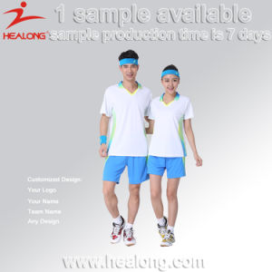 Full Sublimation Cheap Sports Custom Table Tennis Jersey pictures & photos