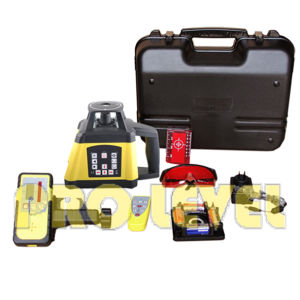 High Precision Electronic Auto-Leveling Rotary Laser Level (SRE203-X) pictures & photos