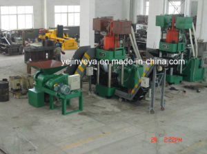 Sbj-630 High Density Scrap Iron Turning Briquetting Machine (25 years factory) pictures & photos