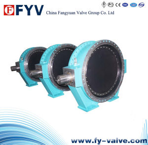 API 609 Double-Eccentric Butterfly Valve pictures & photos