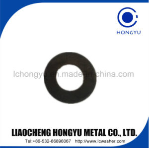 Round Washer for High Strength Structural Steel Bolting DIN6916 pictures & photos