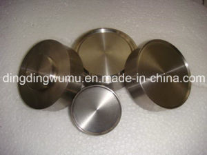 Pure Molybdenum Disk Target for Vacuum Coating pictures & photos