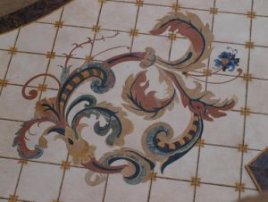 Marble Water Jet/Medallion/Mosaic Pattern for Hotel/House Flooring Decoration pictures & photos