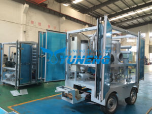 Transformer Contamination Oil Regeneration Machine 4000L Per Hour pictures & photos