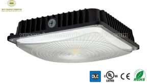 UL Dlc Gas Station LED Canopy Light 45W CREE LED Outdoor Parking Garage Canopy Light