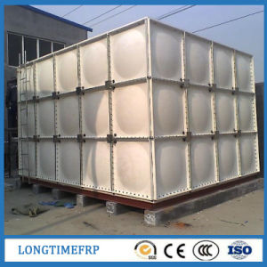 Factory 304 Stainless Steel Rectangular Water Tank with Drainer pictures & photos