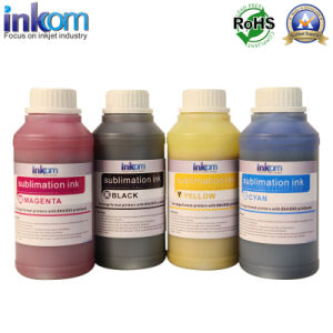 Superior Dark Black Dye Sublimation Ink for Epson/Roland/Mimaki/Mutoh Printer