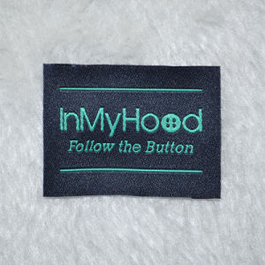 Factory Supply Main/Size Woven Label for Garment Accessories pictures & photos