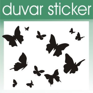 Vinyl Sticker/Sticker Printing for Decoration pictures & photos
