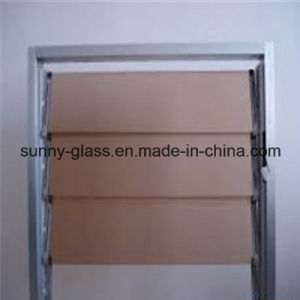 3-6mm Bronze Nahsiji Glass Louver / Louver Glass pictures & photos