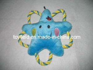 Pet Rope Toy Star Flying Plate Dog Toy pictures & photos