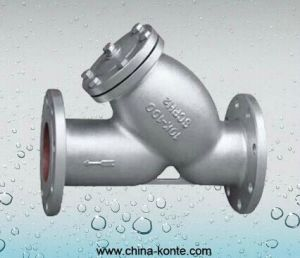 Flanged Y Type Strainer pictures & photos