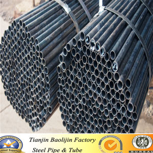 Q195 ERW Steel Black Annealed Iron Tube and Pipes pictures & photos