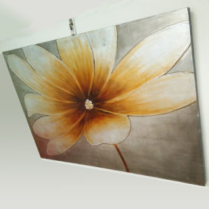 Wholesale Big Flower Art Oil Painting Reproductions China (LH-211000) pictures & photos