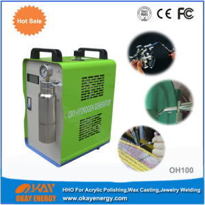Manual Acrylic Polishing Machine Acrylic Polish Flame Generator pictures & photos