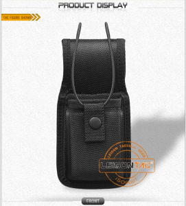 Tactical Radio Pouch Adopts Waterproof and Flame Retardant Nylon pictures & photos