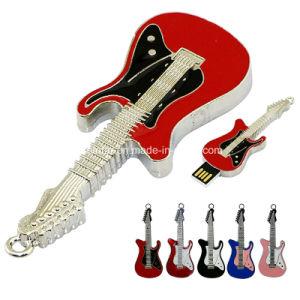 Waterproof Metal USB Flash Memory Mini jewelry Guitar USB pictures & photos