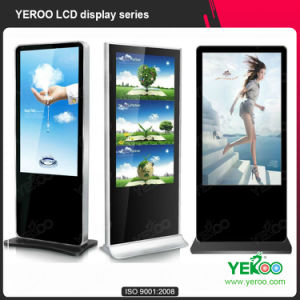 Customized Indoor Standalone Advertising Digital Signage pictures & photos