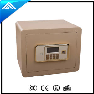 Laser Cutting 3c Electronic Safe Box for Home and Office Use (JBX-300AT) pictures & photos
