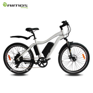 Mountain Electric Bike 48V 750W Gear Motor pictures & photos