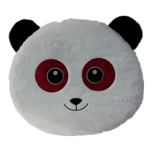 Stuffed Plush Animal Toy Panda Seat Cushion pictures & photos