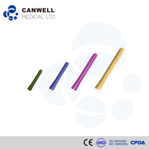 Canwell Headless Canulated Screw, Herbert Screw Hollw Screw pictures & photos